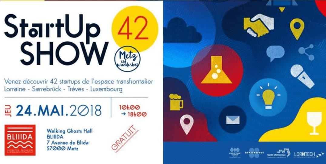 Start Up show Metz 2018